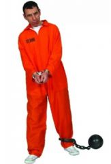 Orange Convict Suit